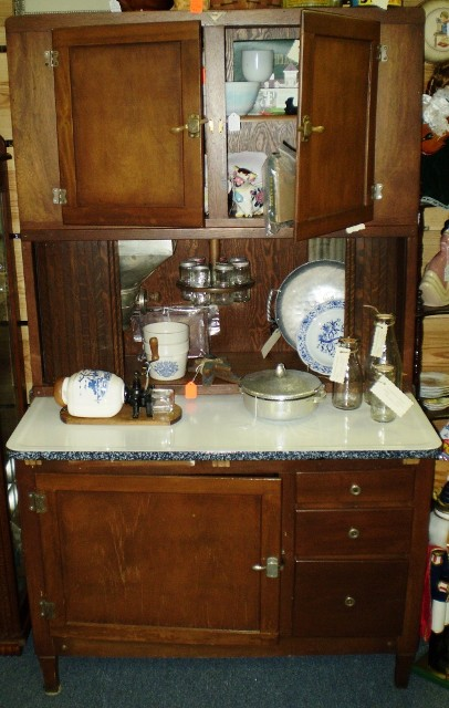 Kitchen Furniture Company: Outstanding Kitchen Hoosier Is Complete With Original